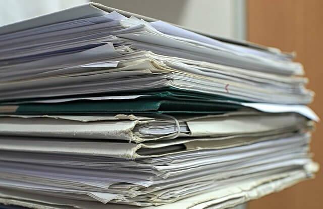 Utrzymanie Porządku w Dokumentach Firmy